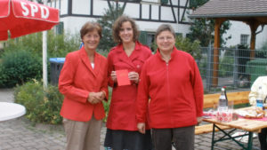 Eintritt in die SPD
